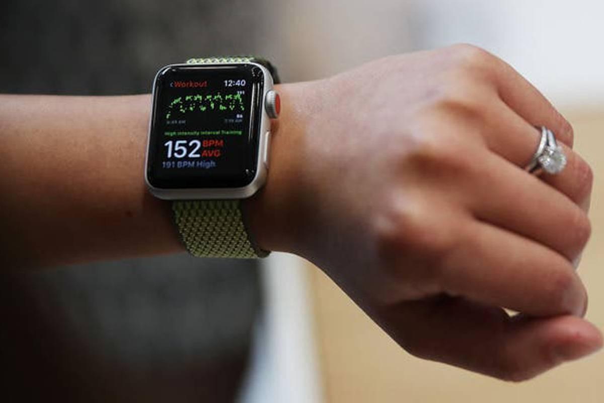 Los circuitos de actividad del Apple Watch tienen un importante impacto en el cuidado de la salud de las personas.