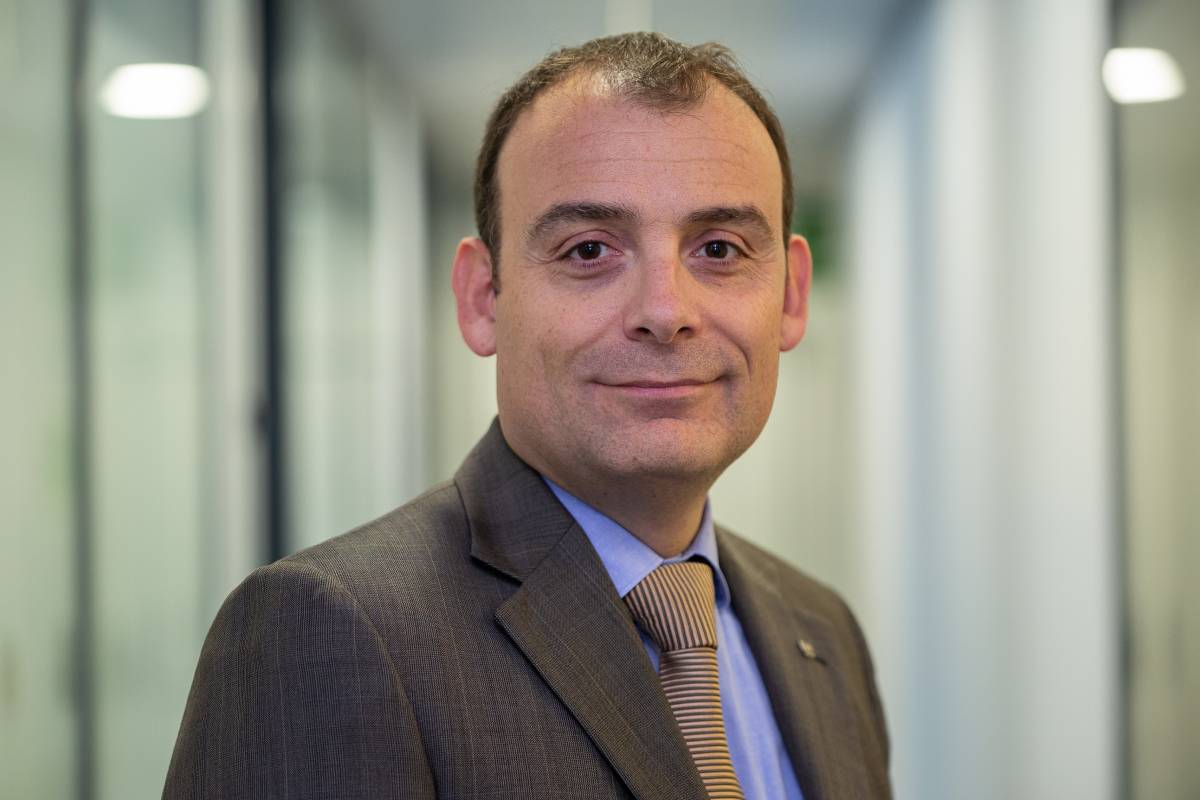 Gianluca D'Antonio. Socio de Risk Advisory de Deloitte
