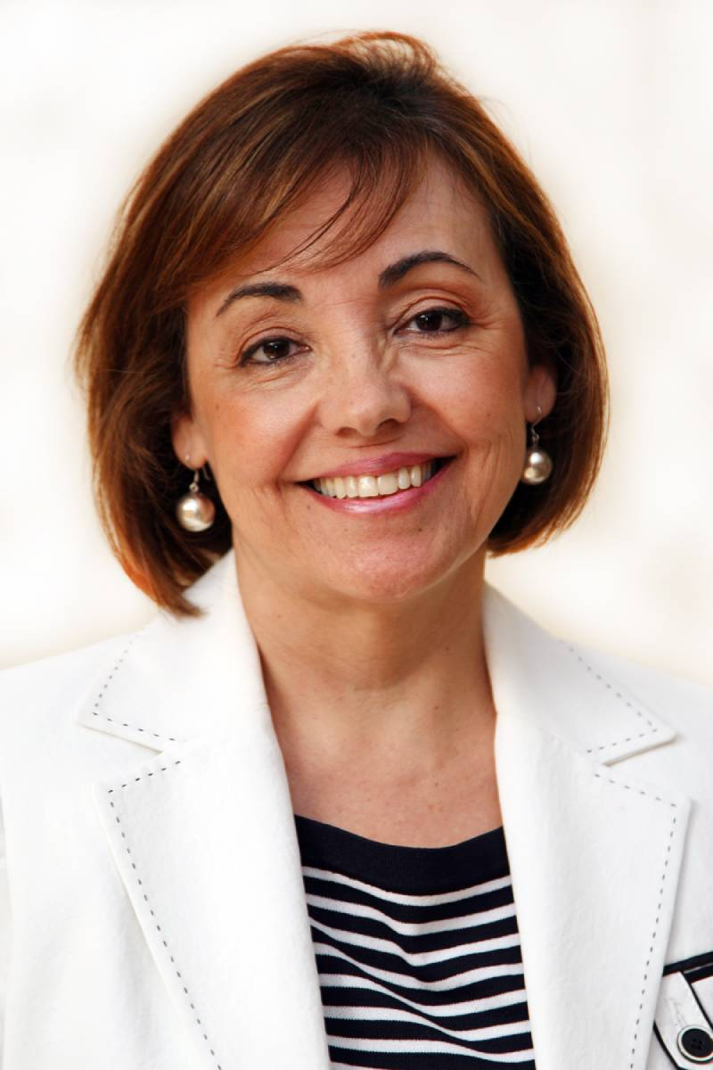 Isabel Morales Gil, presidenta de la AEEP.
