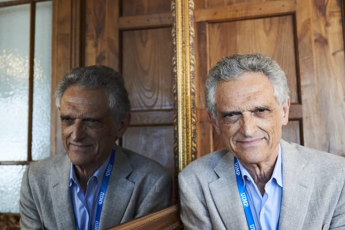 Luis Rojas Marcos, profesor de Psiquiatría de la New York University. Foto Junma Serrano/UIMP