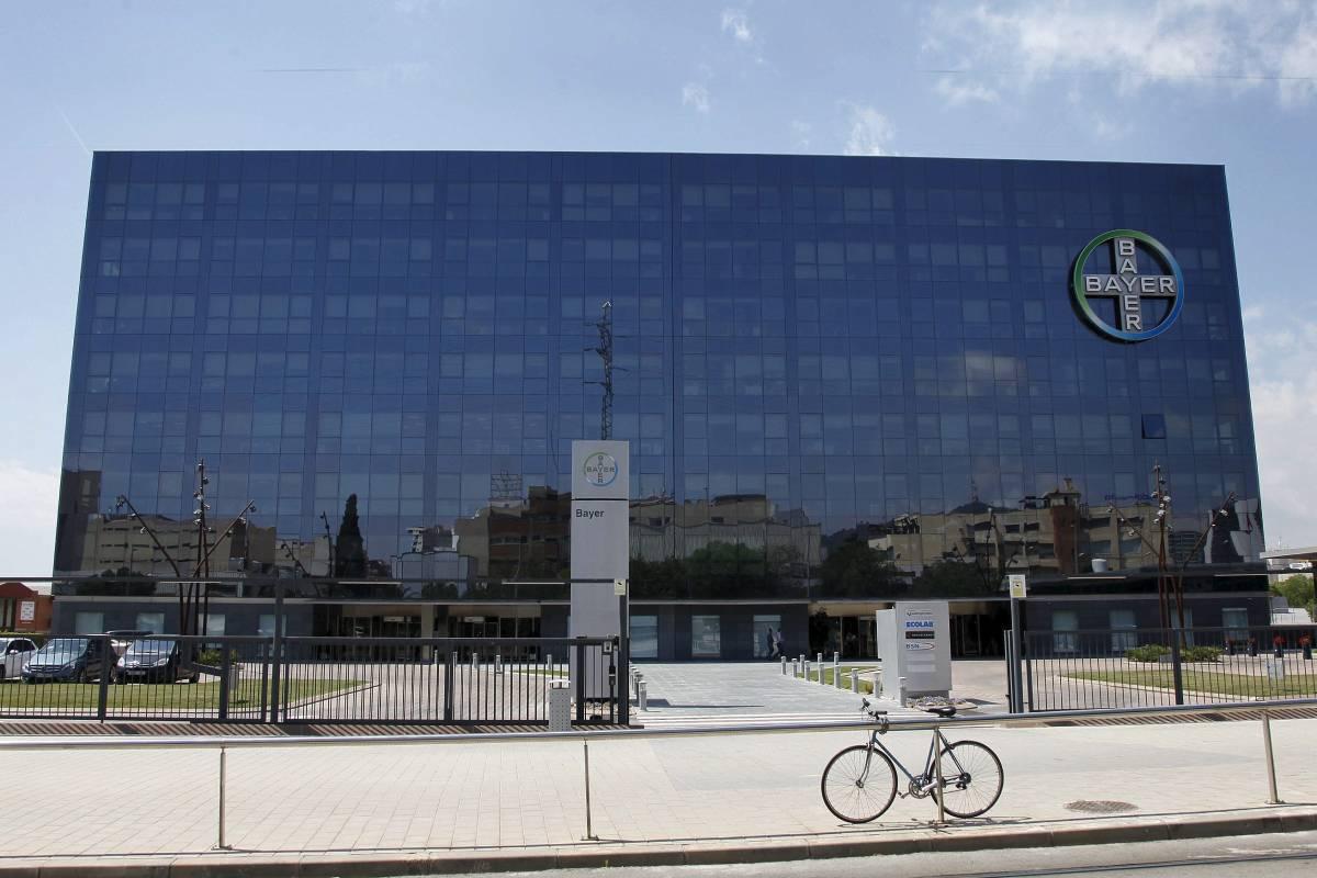Sede de Bayer en Sant Joan Despí (Barcelona).