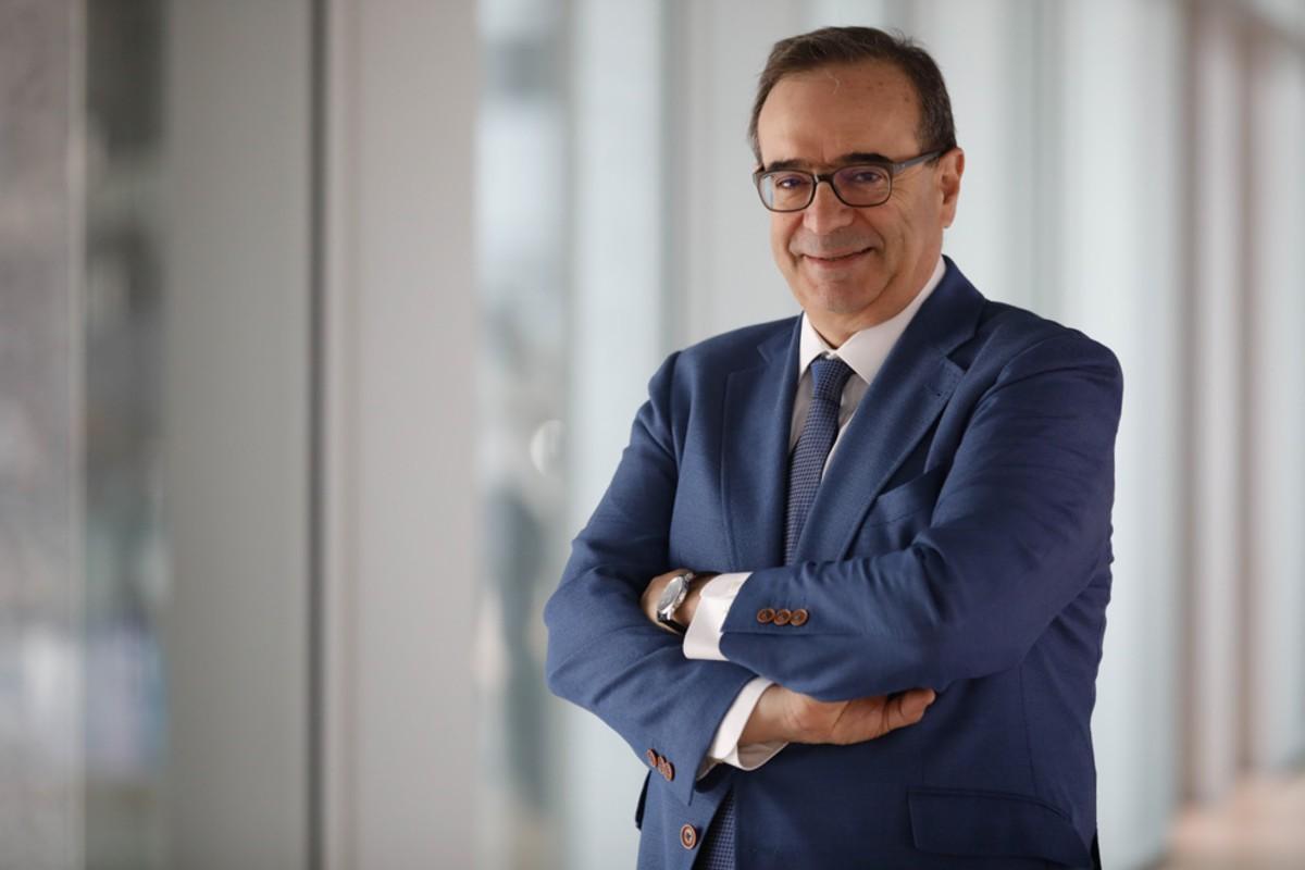 Germán Peces-Barba, vicepresidente neumólogo de la Separ (Ciberes)