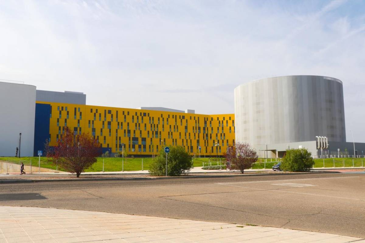 Nuevo Hospital Universitario de Toledo.