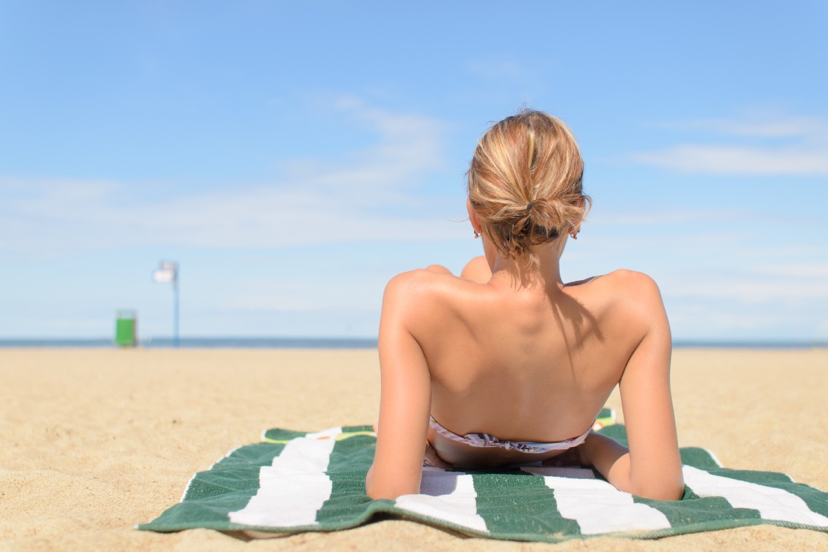 Al empezar nuestras vacaciones, es mejor que nuestra exposición al sol sea gradual