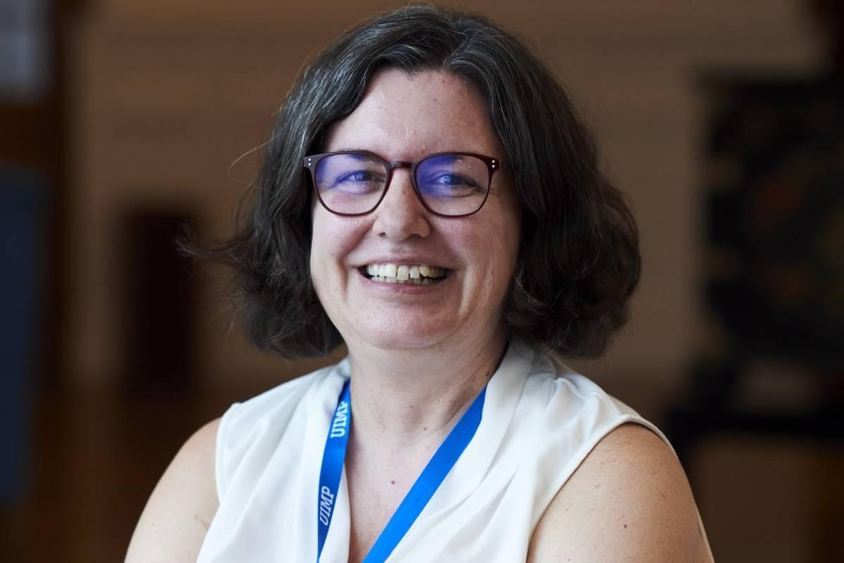 Sonia Zúñiga, viróloga e investigadora del CNB.