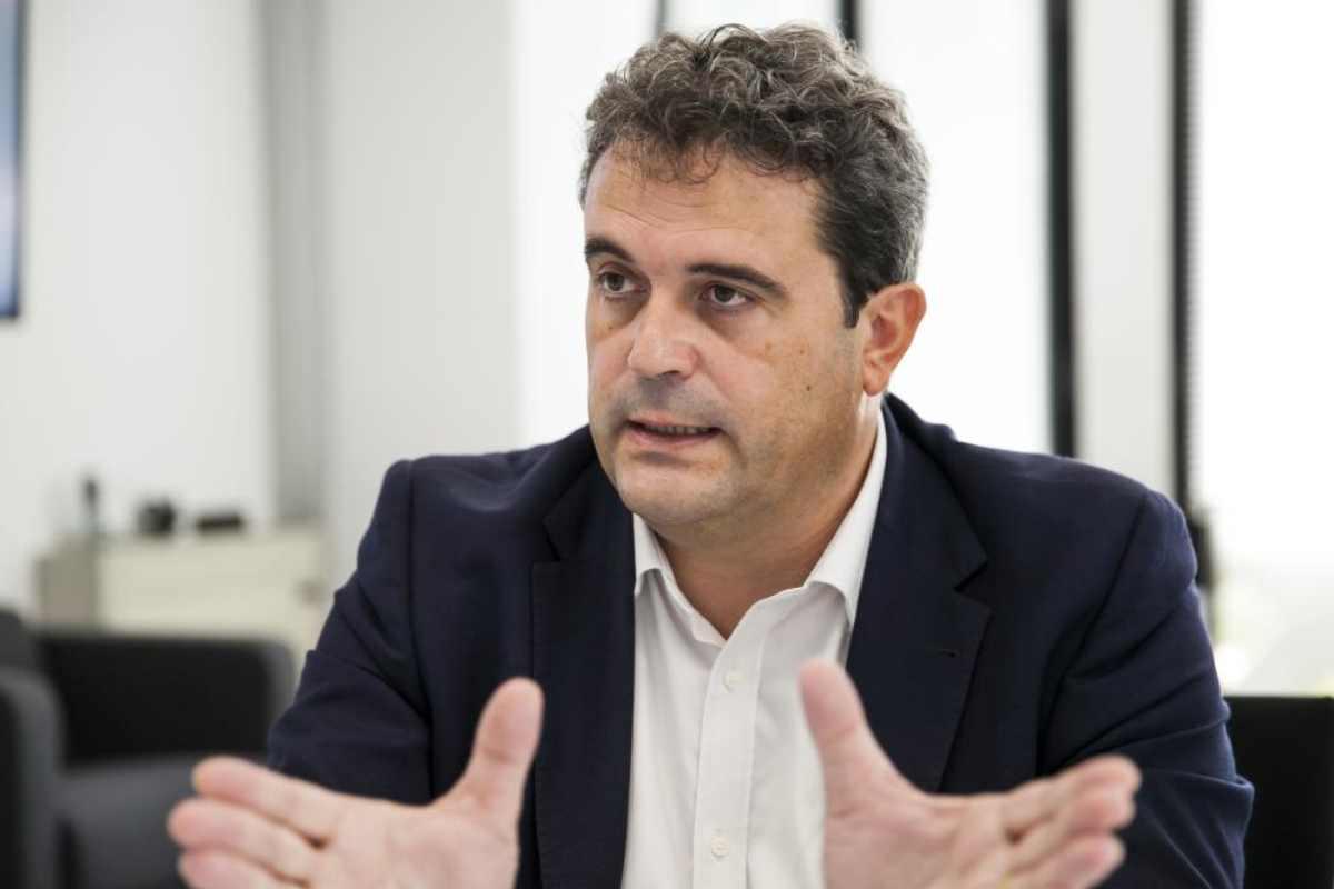 Adrià Comella, director del Servicio Catalán de la Salud.