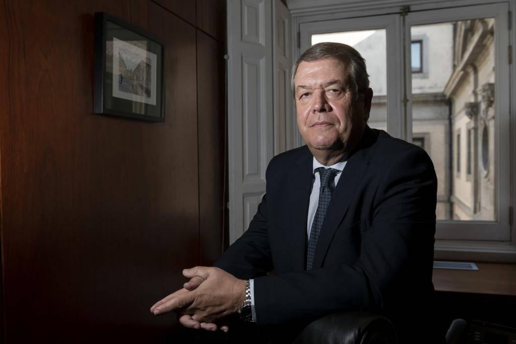 César Tolosa es el presidente de la Sala Contenciosa-administrativa del Tribunal Supremo.