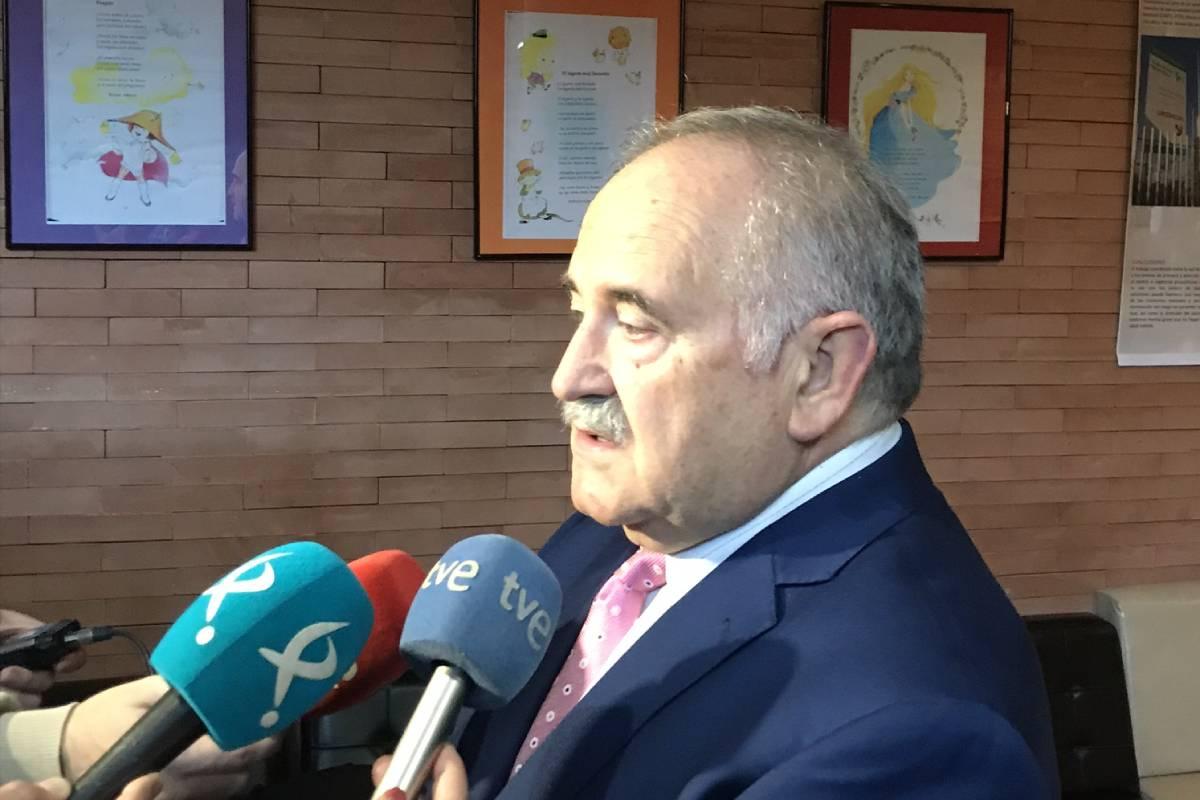 Francisco Megias, presidente de Aeesme.