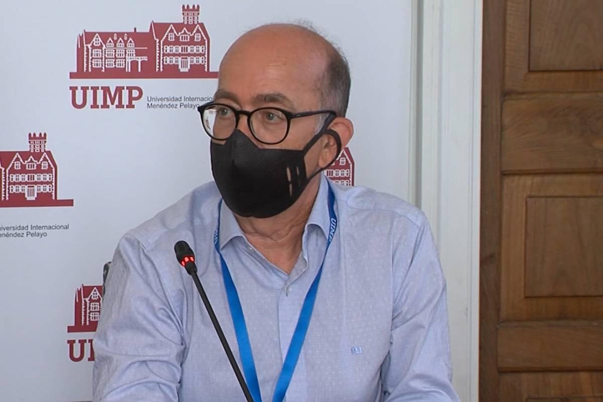 Javier Díaz Domingo, pediatra y jefe de área de investigación en vacunas, FISABIO, Valencia