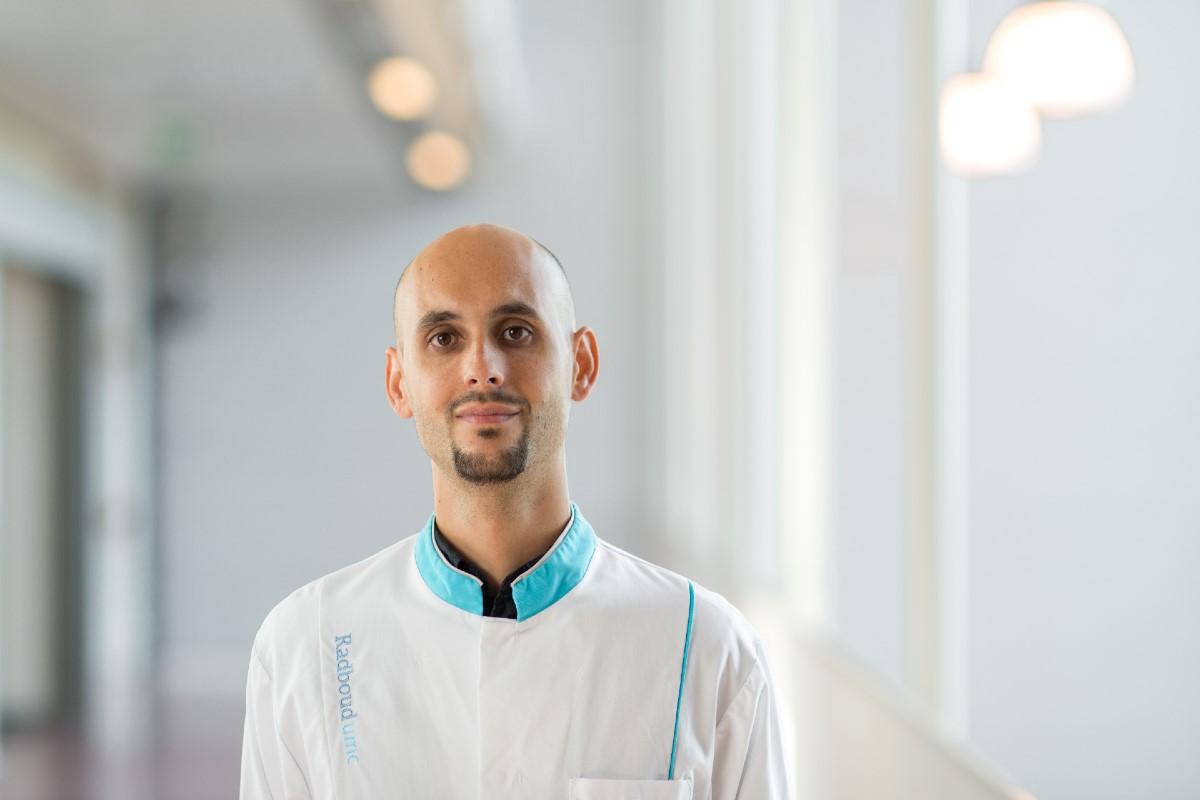 Jorge Domínguez, farmacéutico e investigador del Departamento de Medicina Interna del Centro Médico de la Universidad Radboud, en Nimega (Países Bajos)