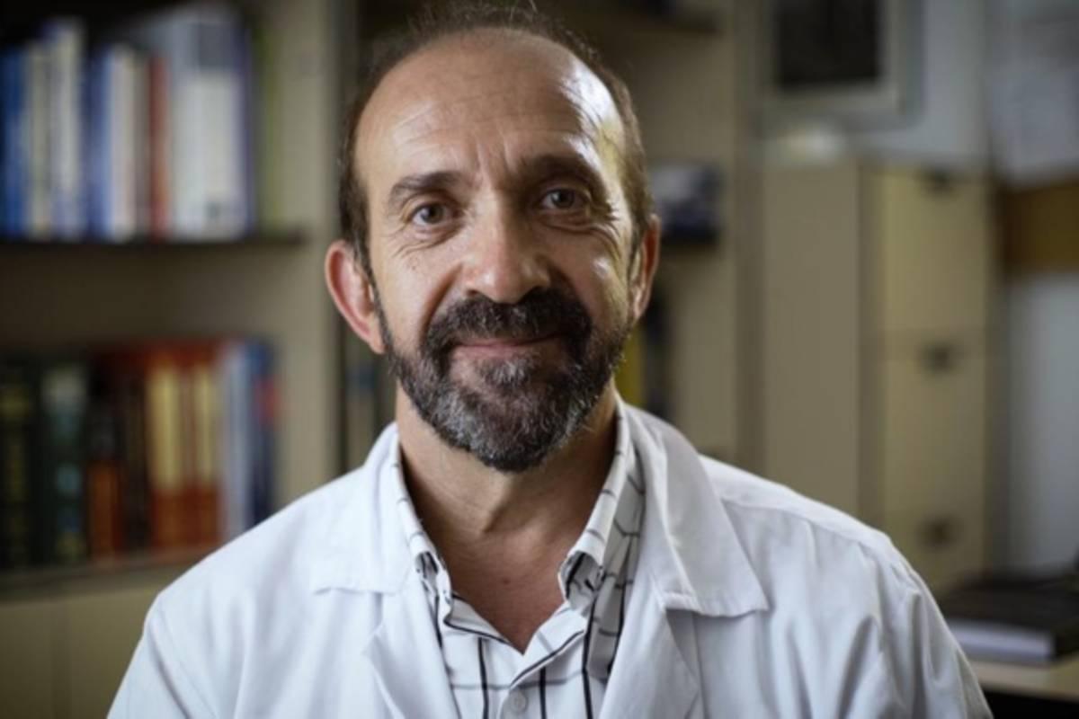 Santiago Moreno, jefe de Enfermedades Infecciosas del Hospital Ramón y Cajal de Madrid