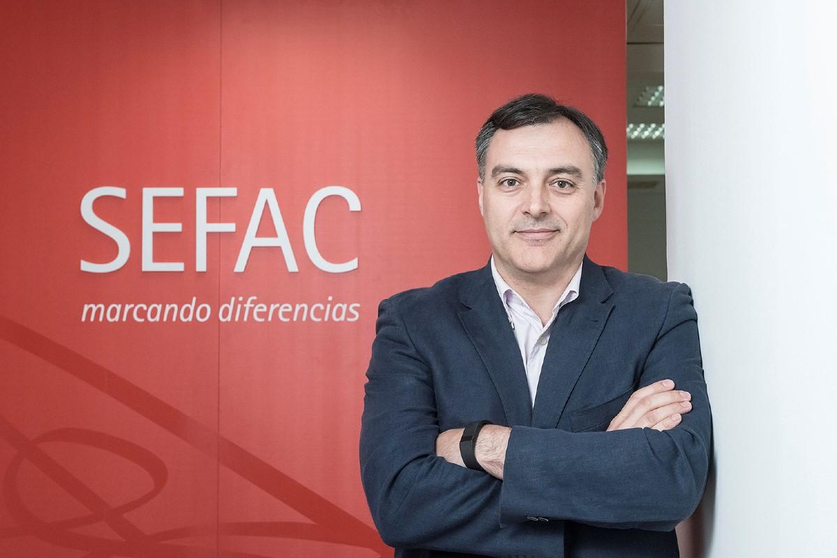 Vicente J. Baixauli Fernández, vicepresidente 1º de Sefac.