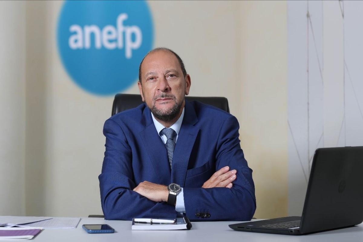 Alberto Bueno, presidente de Anefp.