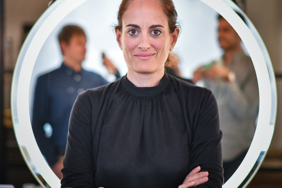 Ana Jaureguízar, directora general de la División de Lujo del Grupo L´Oréal.