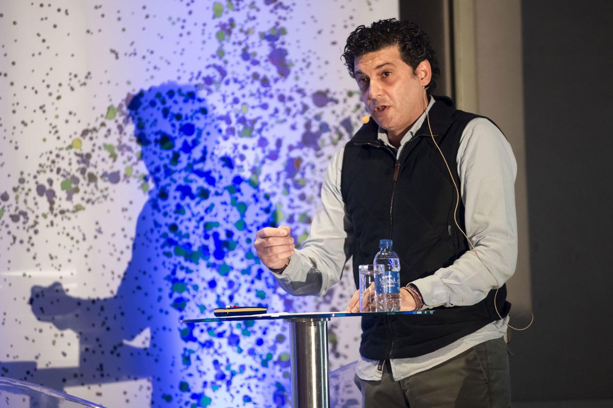 Carlos Hashem,  farmacéutico comunitario en madrid