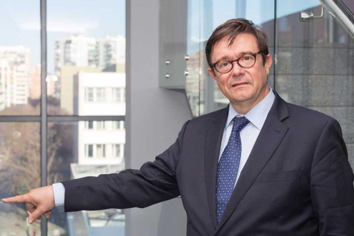 Andrés Cervantes, director del Área de Educación de ESMO 2020 y presidente electo de esta sociedad.
