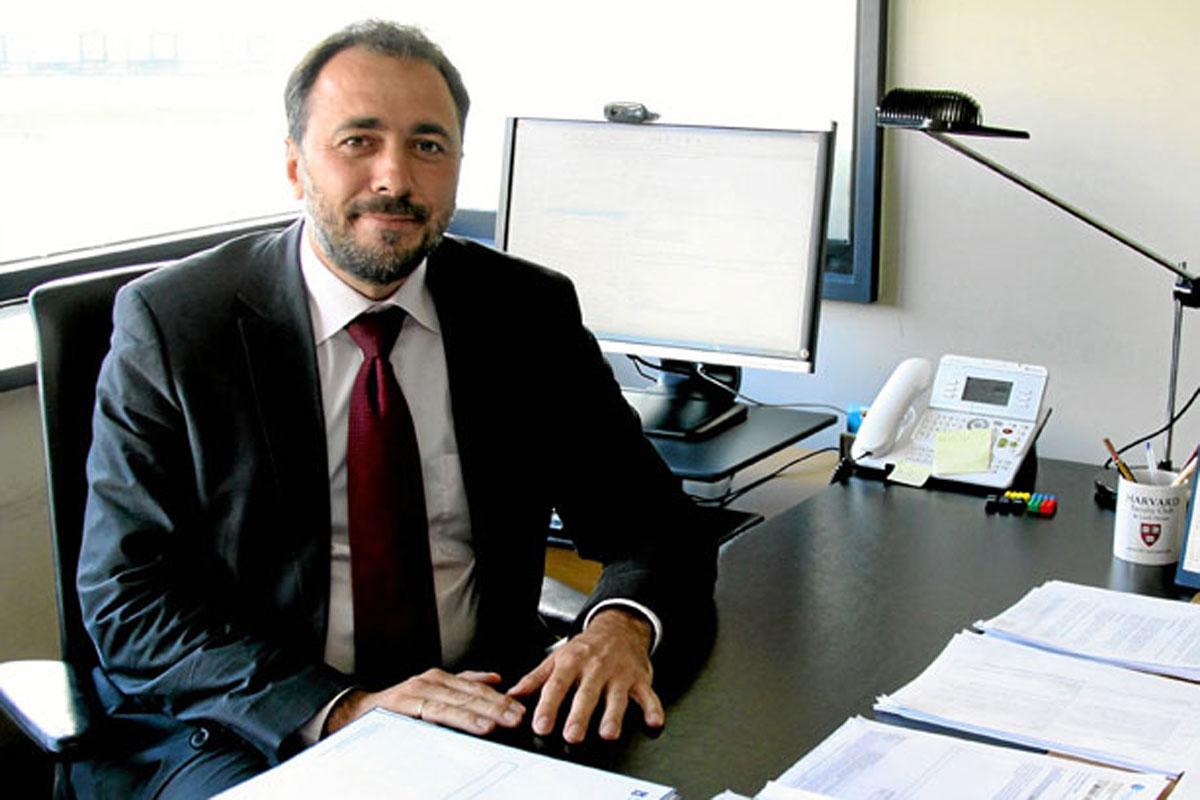 Julio García Comesaña, nuevo consejero de Sanidad de Galicia