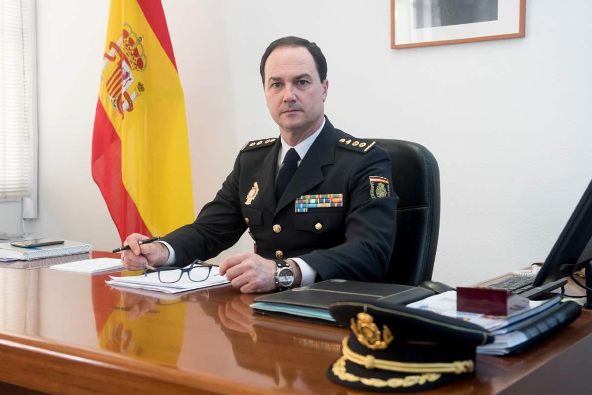 Javier Galván, Interlocutor Policial Sanitario a nivel nacional (José Luis Pindado)