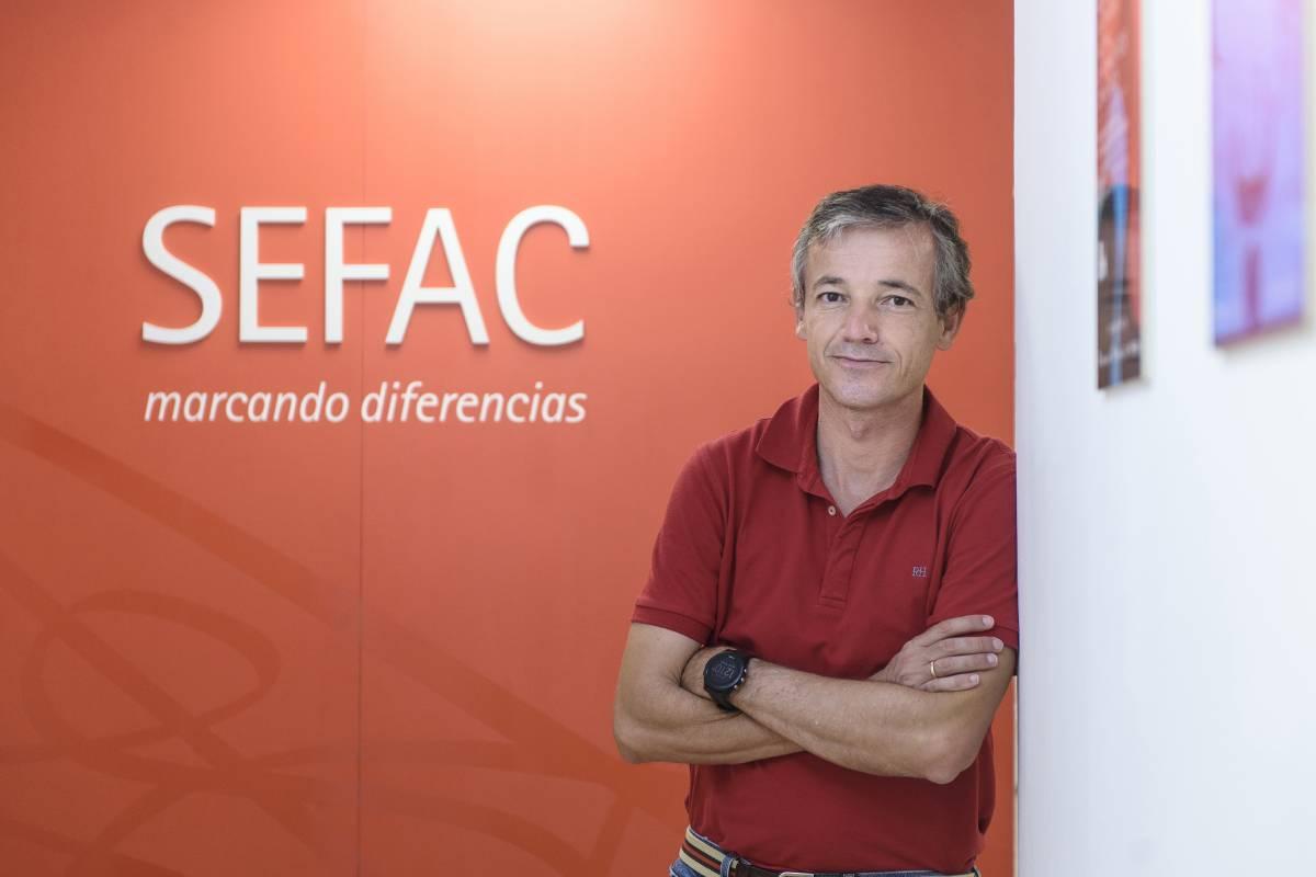Javier Plaza, coordinador del Grupo de Respiratorio y Tabaquismo de Sefac.