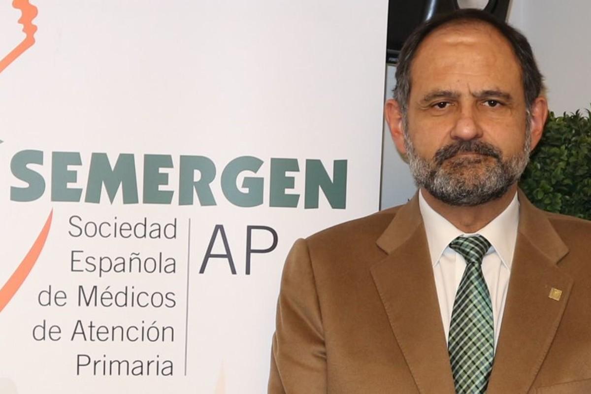 José Polo García toma del relevo de José Luis Llisterri como nuevo presidente de Semergen