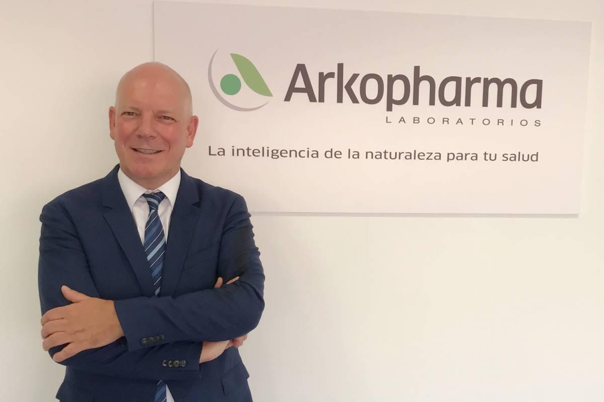 Oliver Ricq, presidente de Arkopharma Laboratorios para España y Portugal.