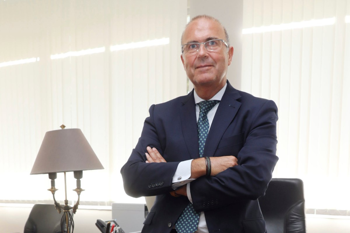 Pablo Lara, presidente de la Conferencia de Decanos de Medicina.