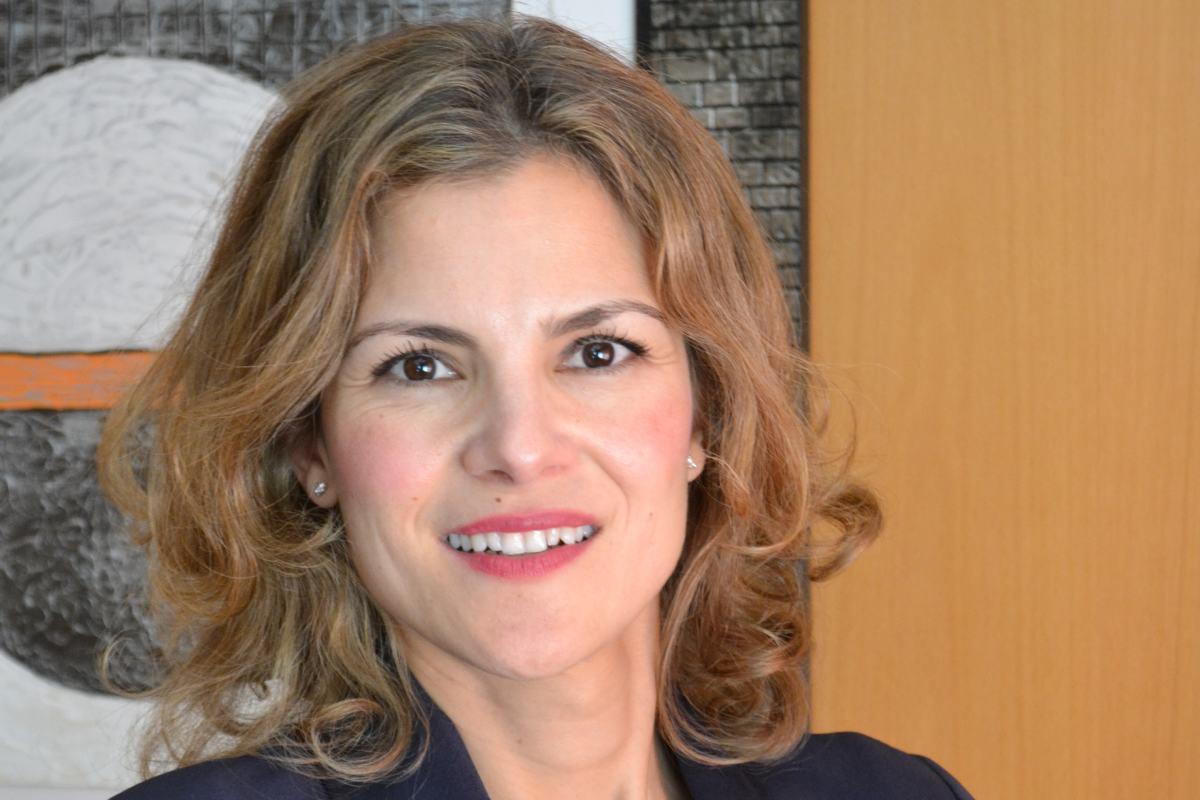 Sonia Ruiz, directora de Internacional del Consejo General de COF.