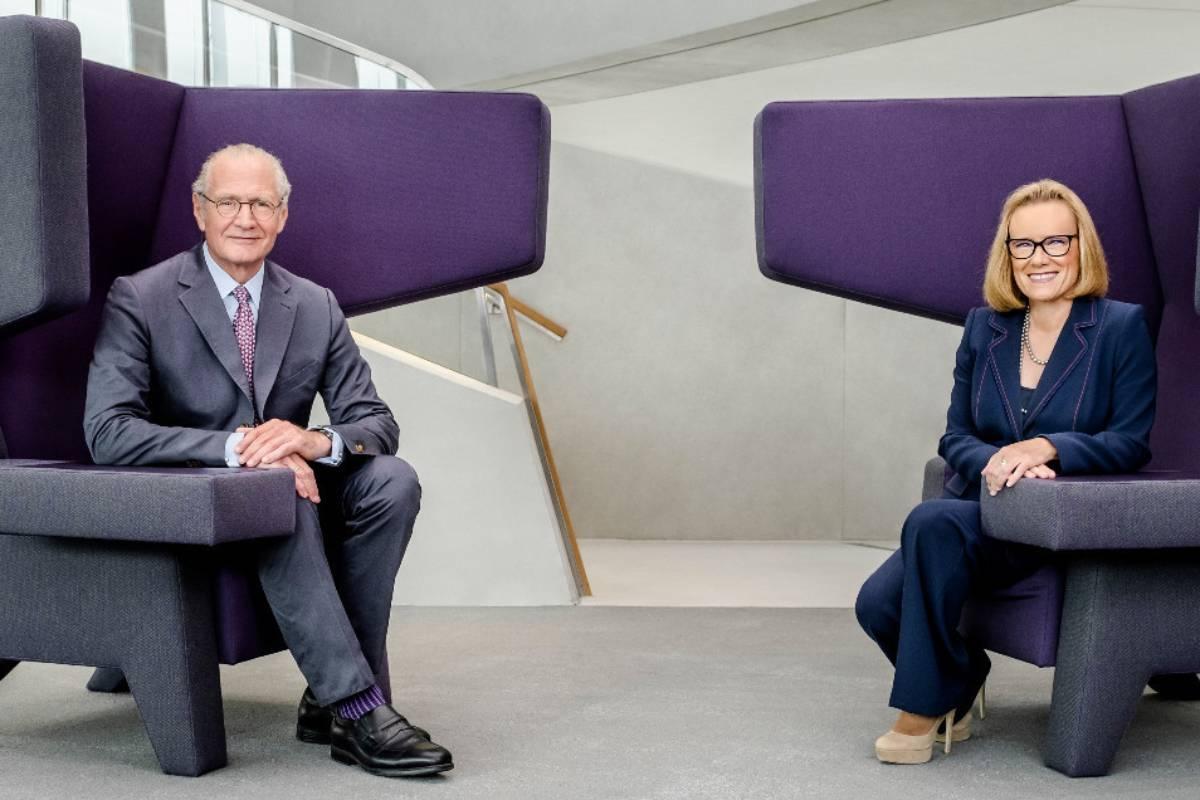 Garijo sustituirá en mayo a Oschmann, que lleva cinco años al frente de la compañía.