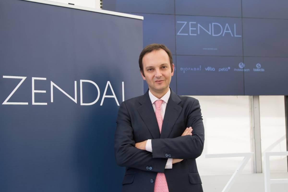 Andrés Fernández, CEO de Zendal.