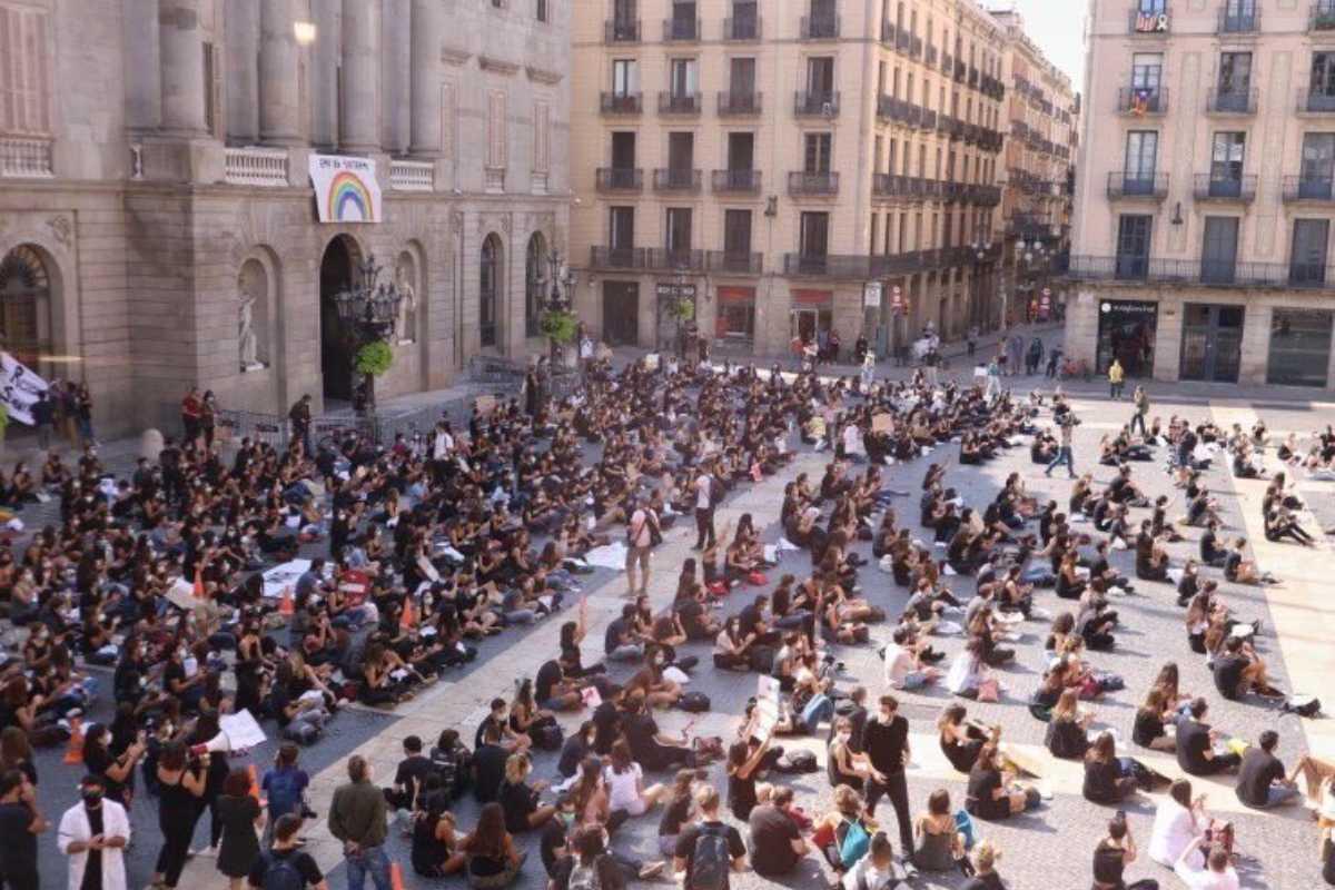 Concentración de los MIR en Barcelona.