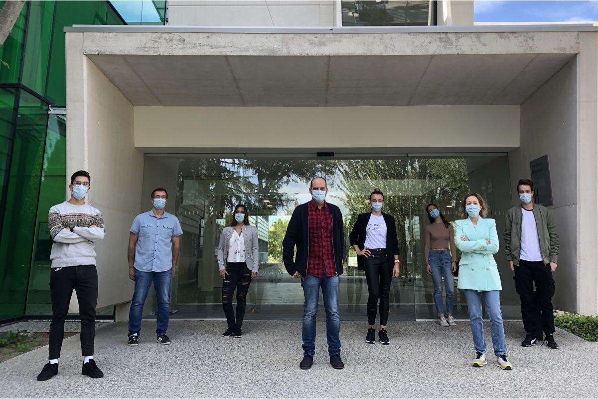 Investigadores del Laboratorio de Referencia de Neumococos del Centro Nacional de Microbiología del ISCIII.