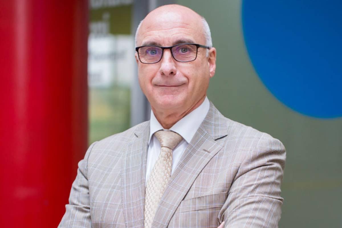Jesús Sanz Villorejo, presidente de la Asociación Nacional de Directivos de Enfermería (ANDE) y director de las Clínicas Universitarias Universidad Europea.