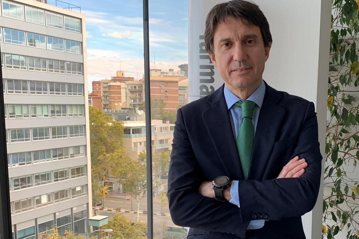 Juan López-Belmonte, nuevo presidente de Farmaindustria.