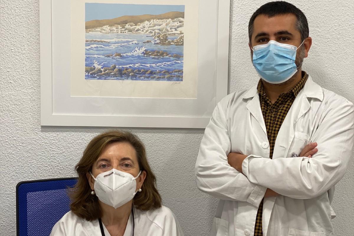 Marisa Crespo e Ignacio Constanso-Conde.