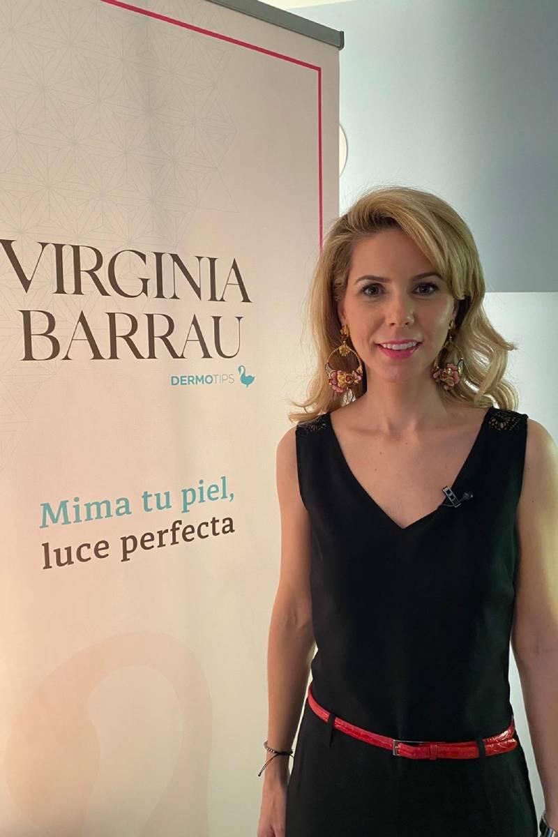 Virginia Barrau, vocal de dermofarmacia del COF de Zaragoza.