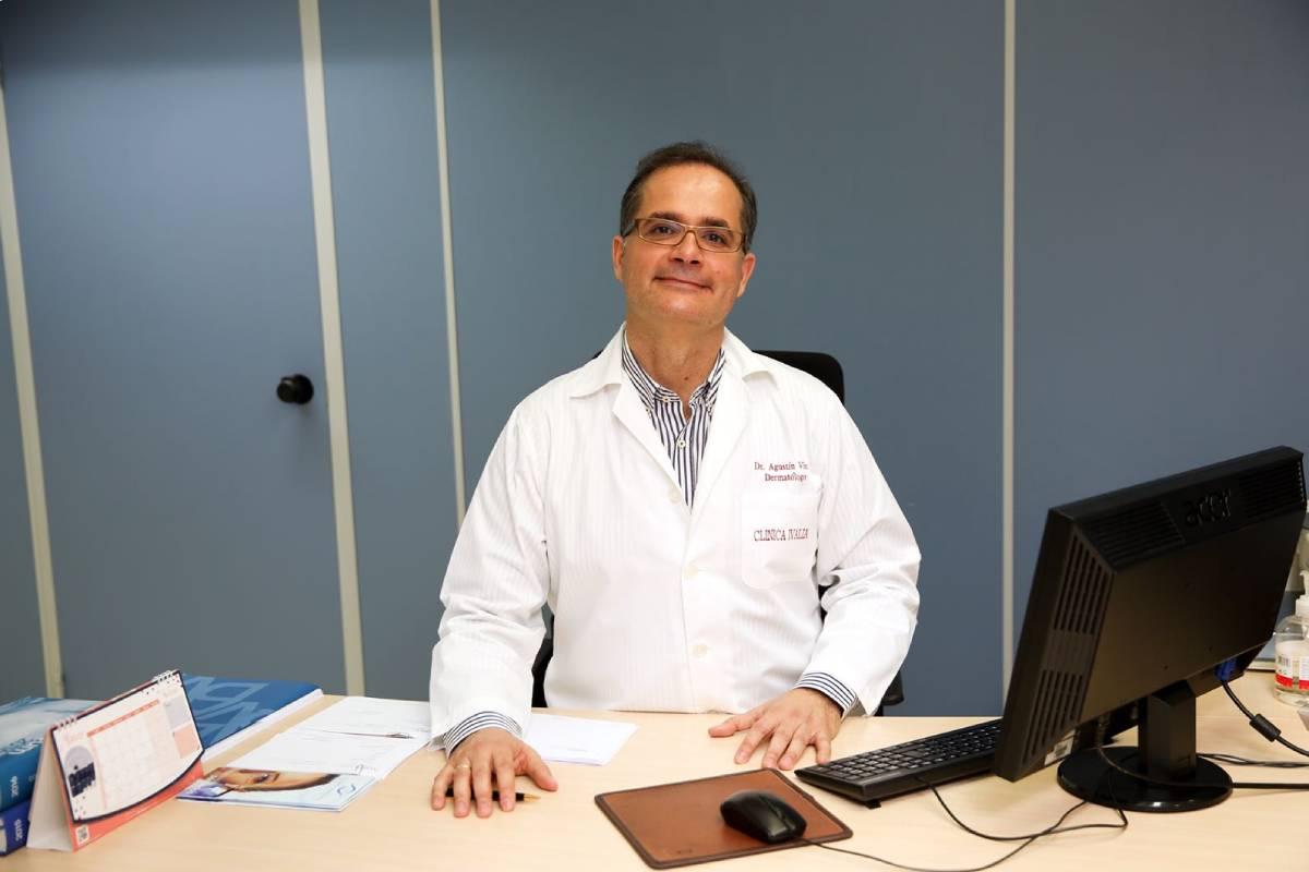 Agustín Viera, de la AEDV.