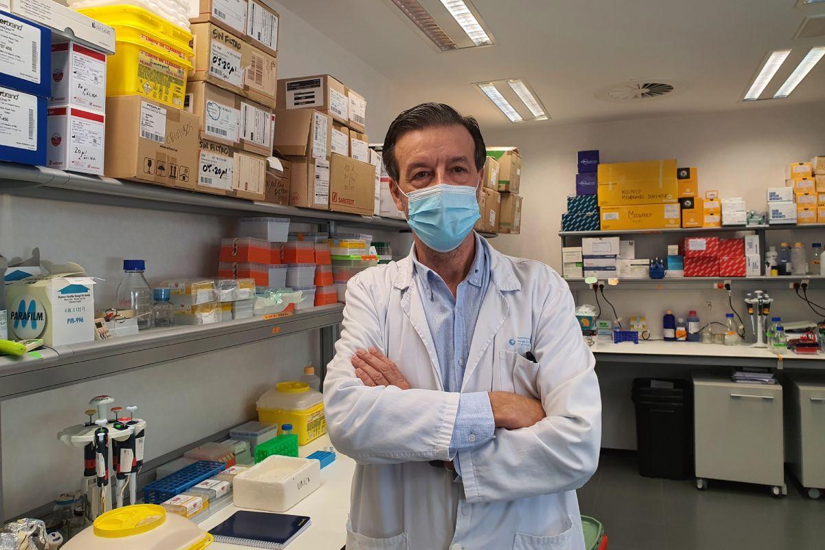 Luis Álvarez Vallina, del Hospital 12 de Octubre, de Madrid.