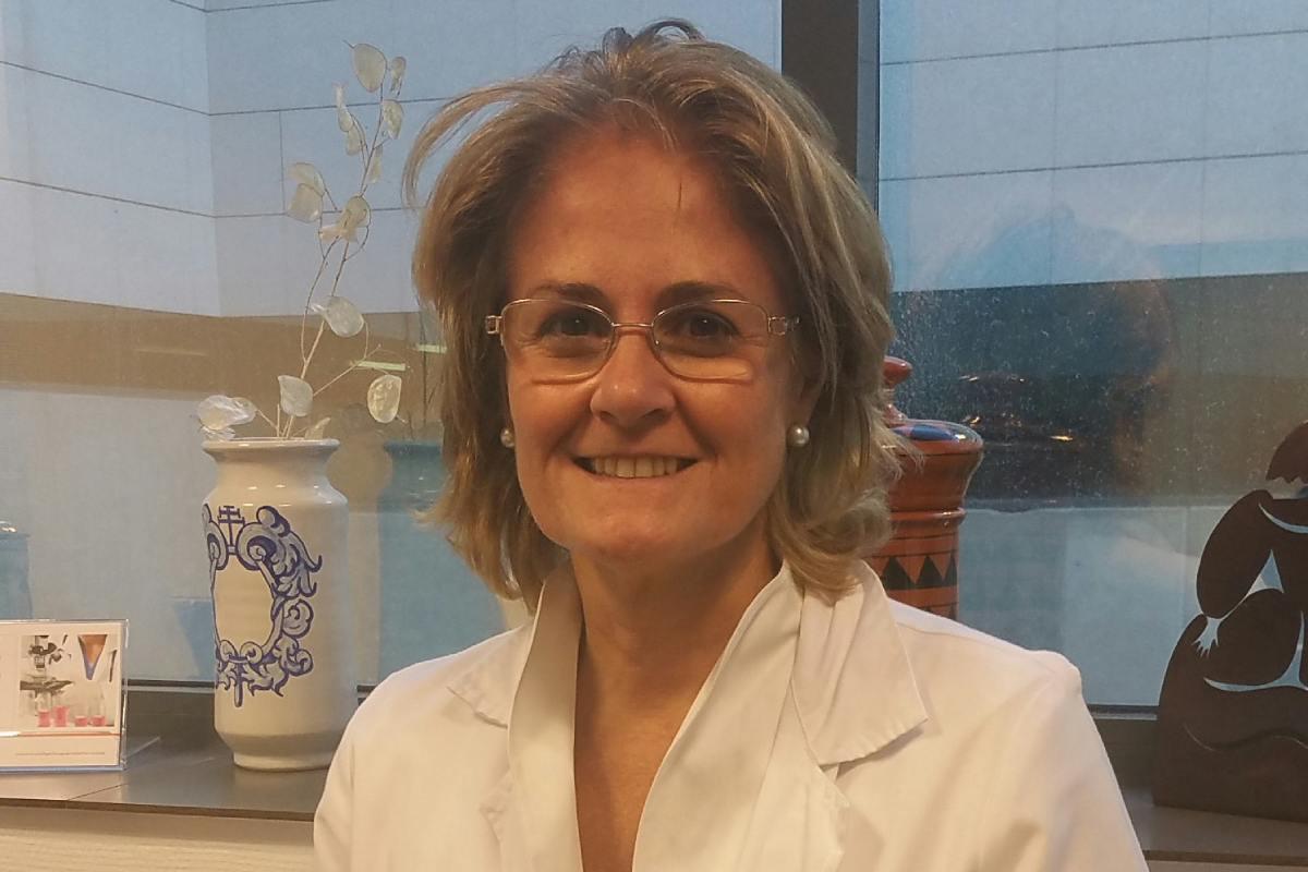 Amelia Sánchez, coordinadora del proyecto.