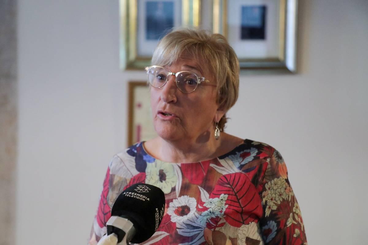 Ana Barceló, consejera de Sanidad de la Comunidad Valenciana (GVA Sanitat)
