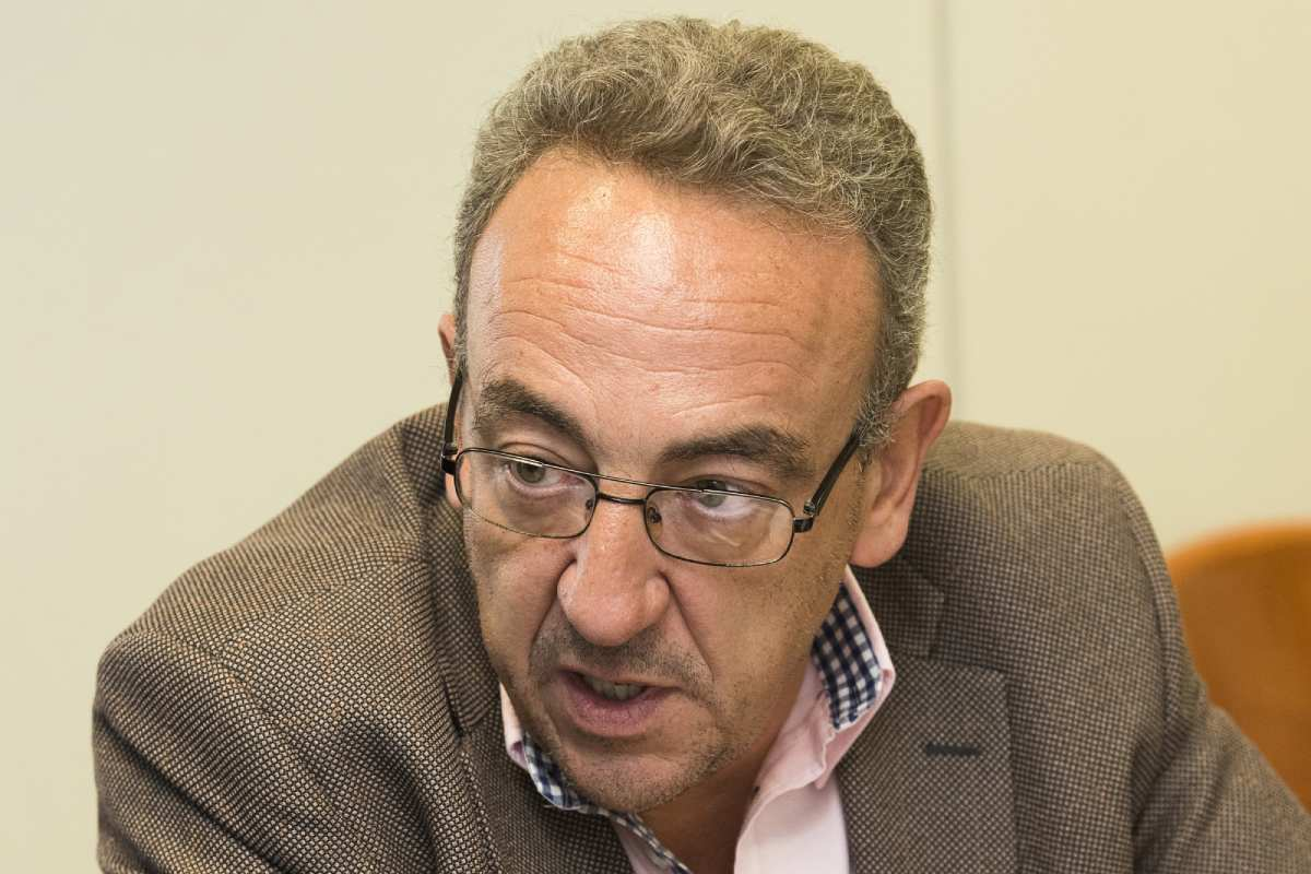 Ángel Mataix, presidente de Sefap.