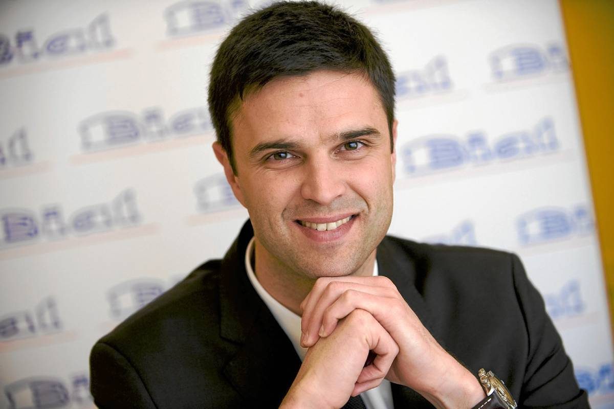 António Portela, presidente ejecutivo de Bial.