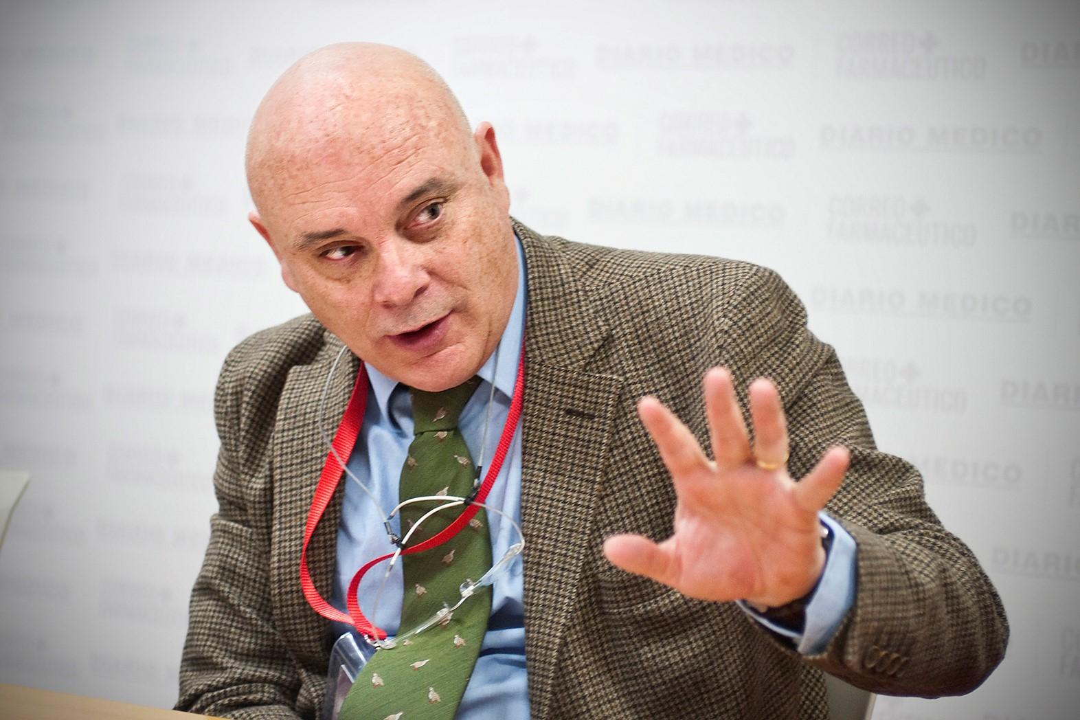 Aquilino Garc�a Pere, vocal de Alimentación del Consejo General de COF.