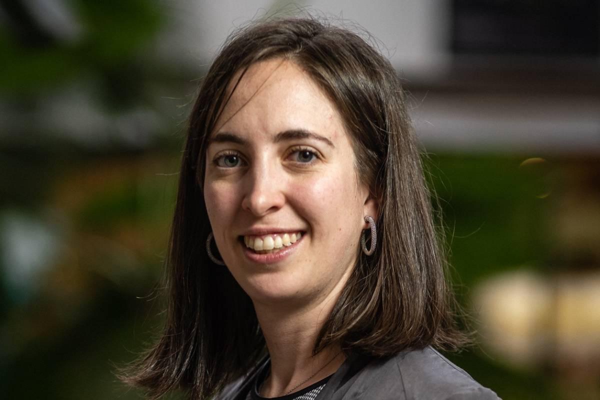 Débora Cerdán, vocal del área de Neurólogos Jóvenes de la Sociedad Española de Neurología (SEN)