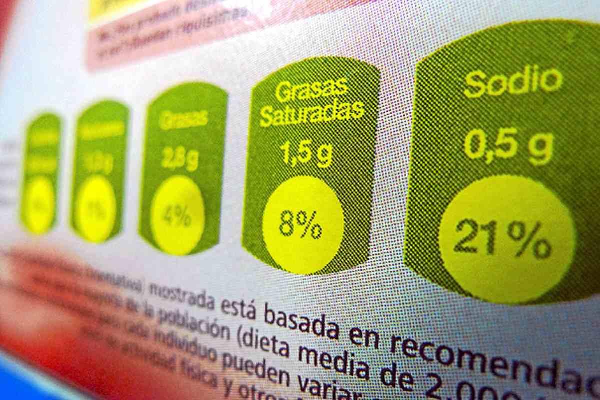Saber leer el etiquetado nutricional es importante a la hora de escoger productos.