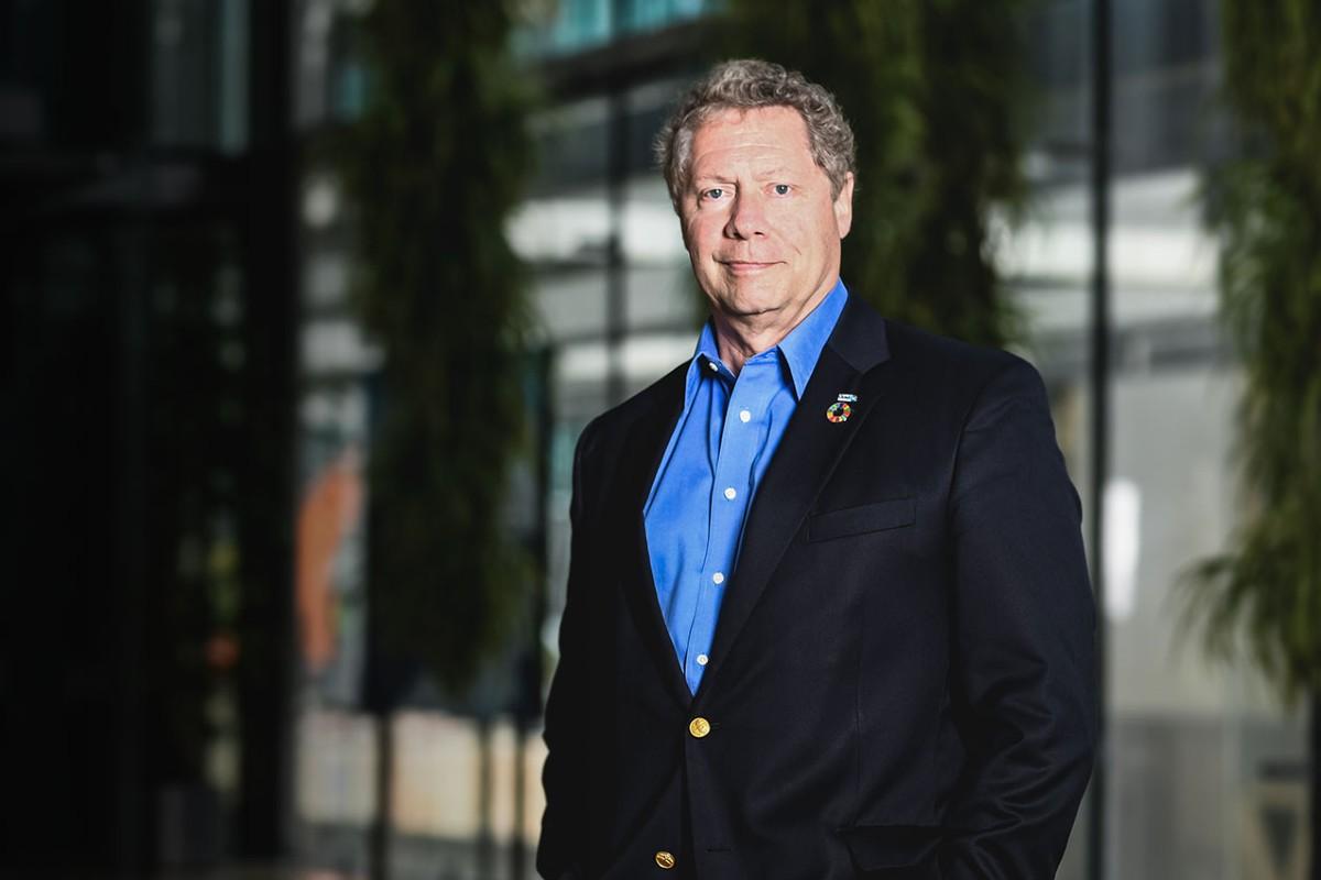 Seth Berkley, director ejecutivo de la Alianza GAVI.