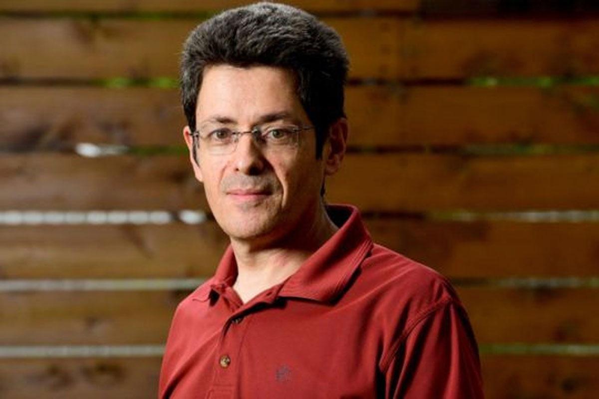 José Luis Jiménez, catedrático de Química y Ciencias Ambientales de la Universidad de Colorado, en Boulder (Estados Unidos) y uno de los mayores expertos mundiales en aerosoles.