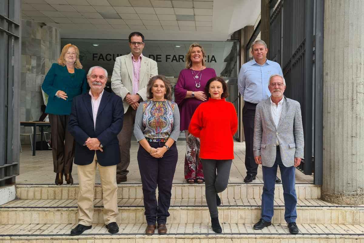 Nueva Junta Directiva de Farmacéutico Sin Fronteras en España.