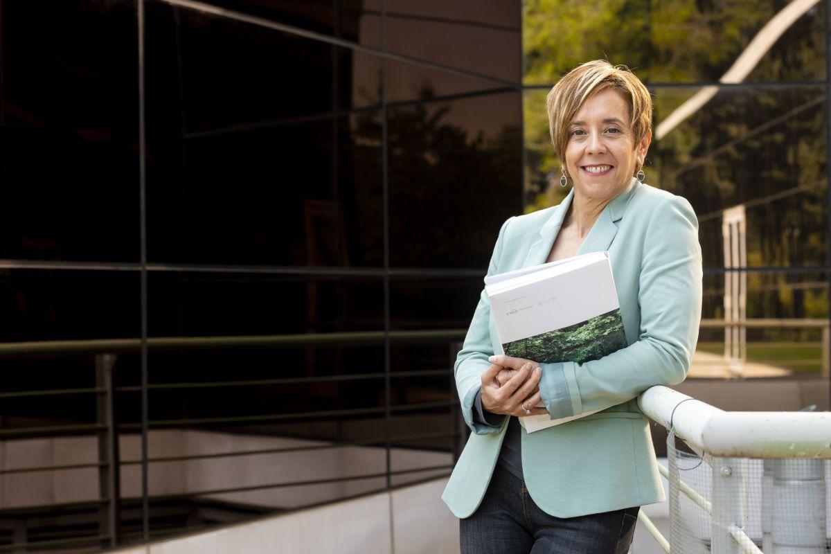 Marisol Soengas, jefa del Grupo de Melanoma del CNIO.