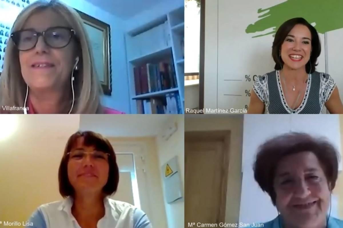 Raquel Mart�nez, secretaria general del Consejo General de COF, ha moderado una sesión sobre 'Nodofarma Asistencial' en el IX Congreso de Sefac.