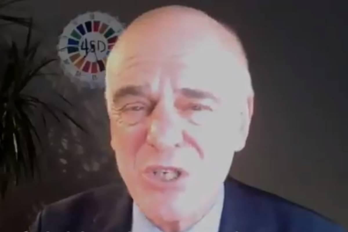 David Navarro,responsable de la OMS del coronavirus en Europa.